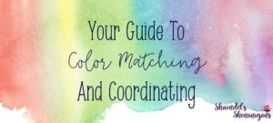 Your Guide to Color Matching