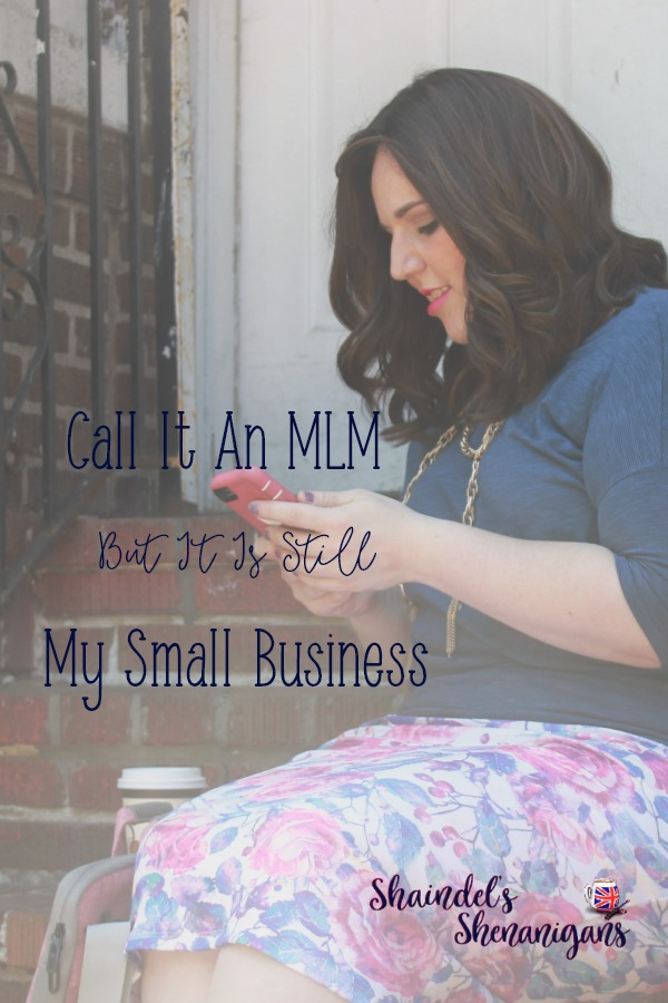 Call it an MLM But it still my small business