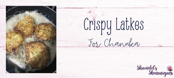 Crispy Latkes